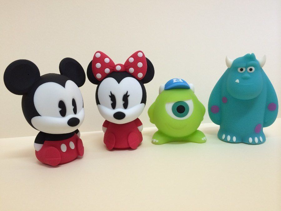 Philips soft pals disney figurák
