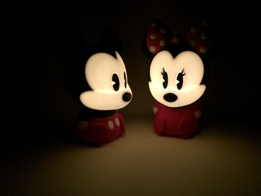 Mickey és Minnie Mouse