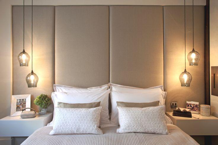 Függesztett fények – Hálószoba világítás másként - Blog ...