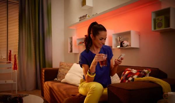 Philips Lightstrips LED szalagok