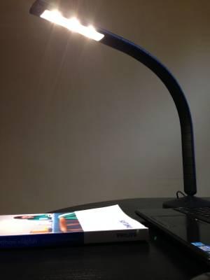 Górcső alá vettük - mit tud egy prémium íróasztali lámpa?