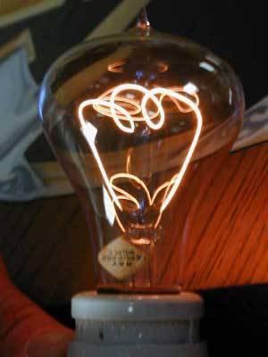 Rekorder villanykörte a Livermore-i tűzoltóságon