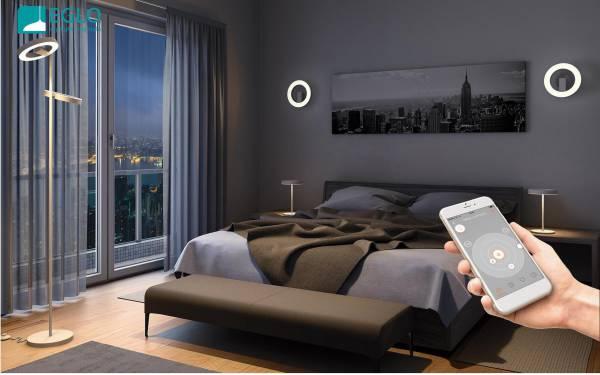 Smart lighting – Ősszel érkezhet az EGLO intelligens világítása