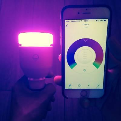 Lifx okos világítás – a jövő LED fényforrása