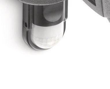 Mozgásérzékelővel szerelt világítótestek