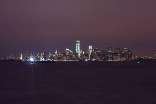 New York fényei